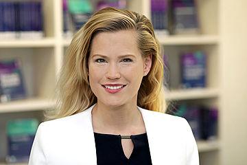 Porträt Dr. Katrin Martin eufom