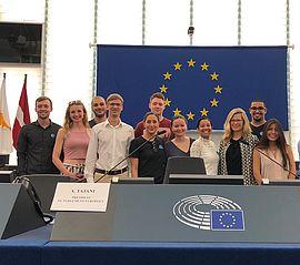EYE 2018 eufom Business School Straßburg