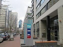 Hochschulzentrum Frankfurt Gebäude Franklinstraße 52