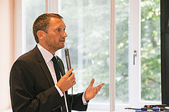 eufom Geschäftsleiter Thomas Schweigler