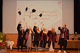 eufom Stuttgart 2018 Verabschiedung Absolventen