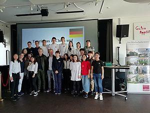 eufom Dortmund Stadtkrone FOM German Sino School