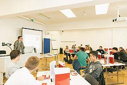 Studienstart an der eufom in München