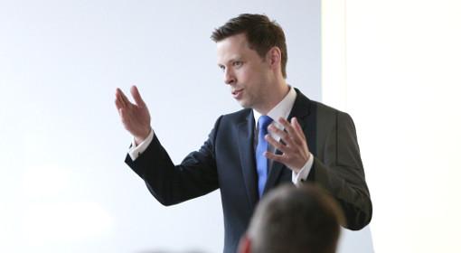 Prof. Dr. Christian Rüttgers | Wissenschaftliche Studienleitung
