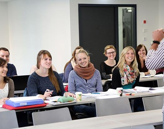 Vorlesung Frankfurt eufom