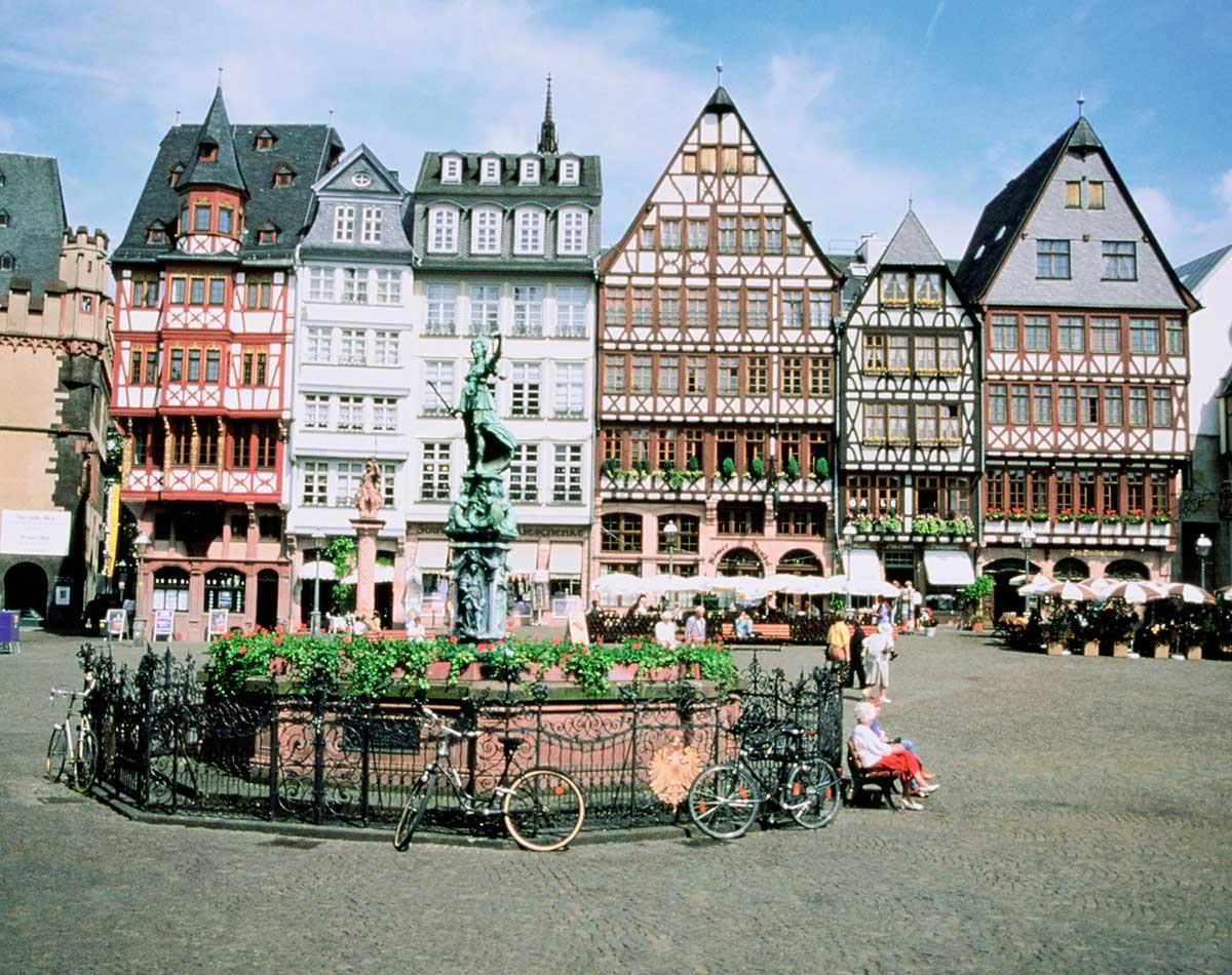 Altstadt Frankfurt