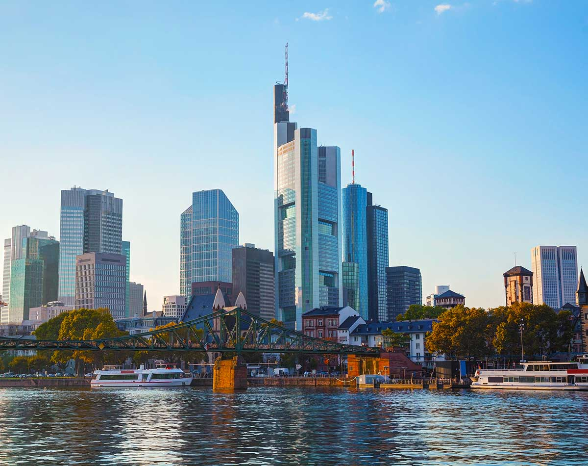 Finanzstadt Frankfurt