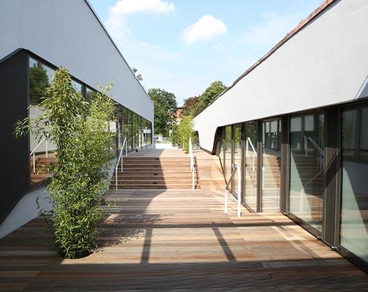 Campus eufom Hamburg