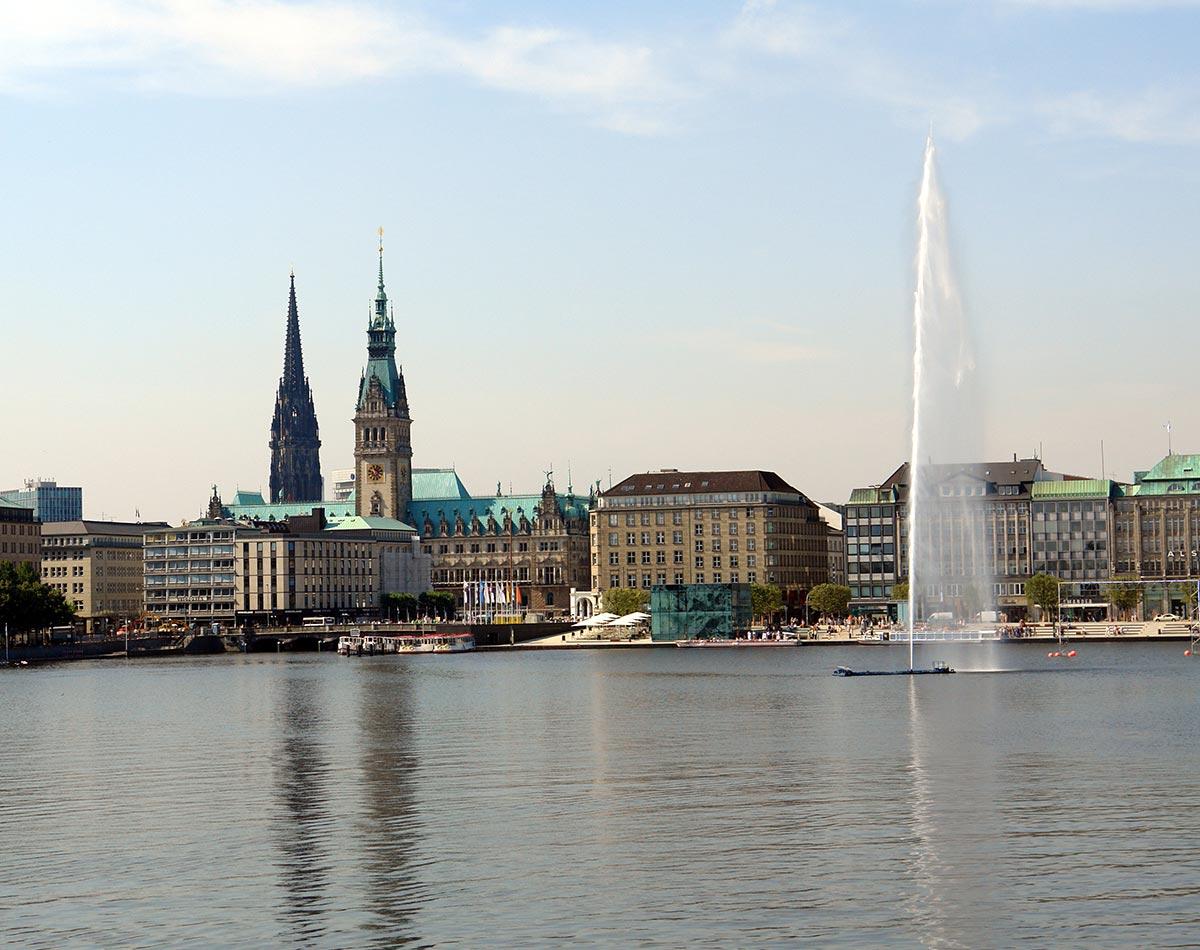 Altstadt Hamburg