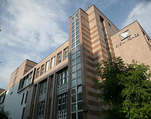 Fassade eufom München