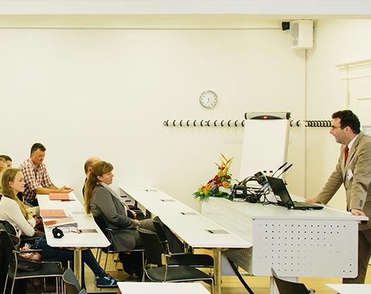Vorlesung eufom München