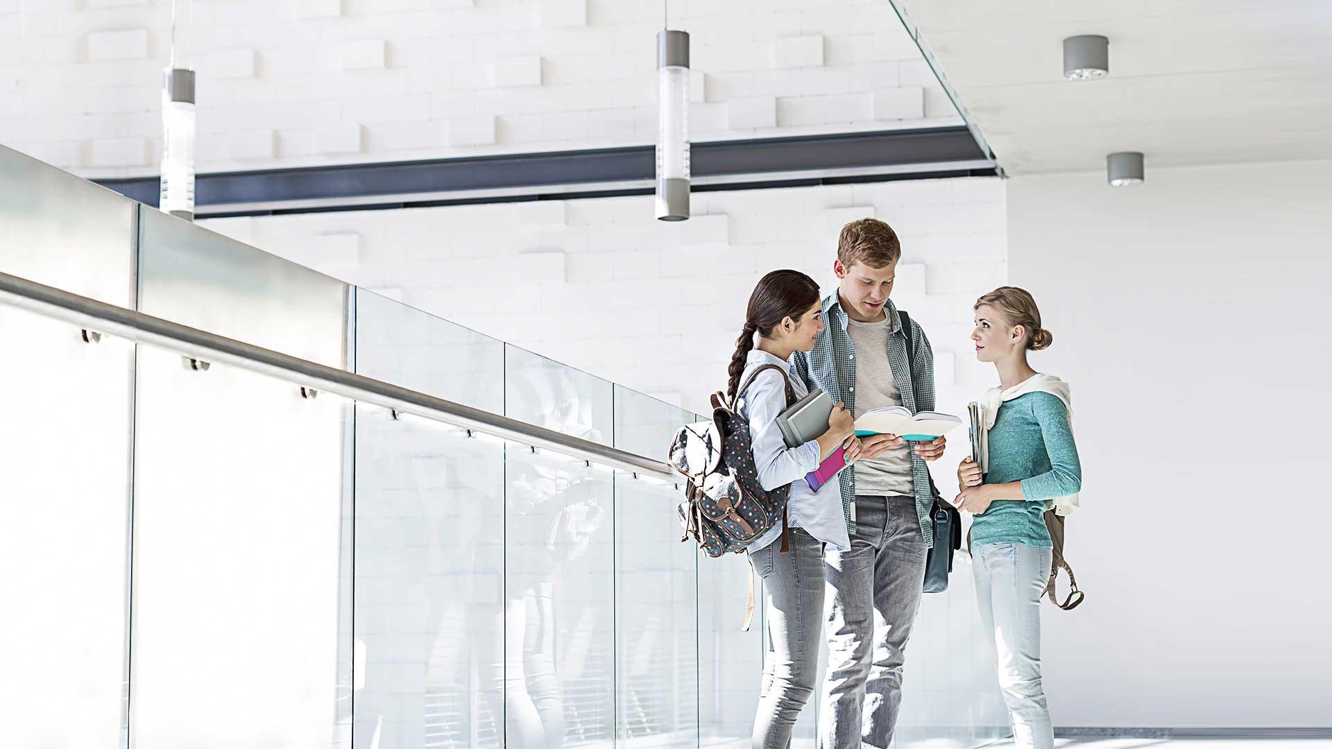 Die eufom Business School der FOM Hochschule - Praxisnah und international studieren