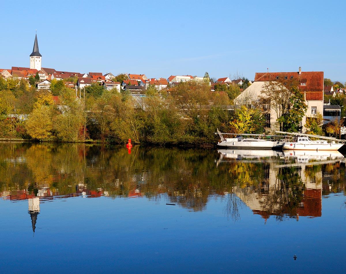Idylle Stuttgart