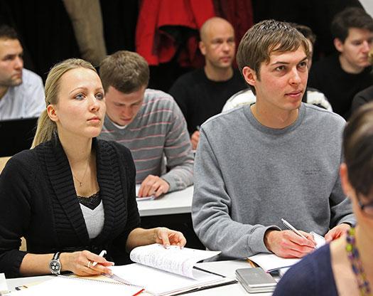 Vorlesung Stuttgart