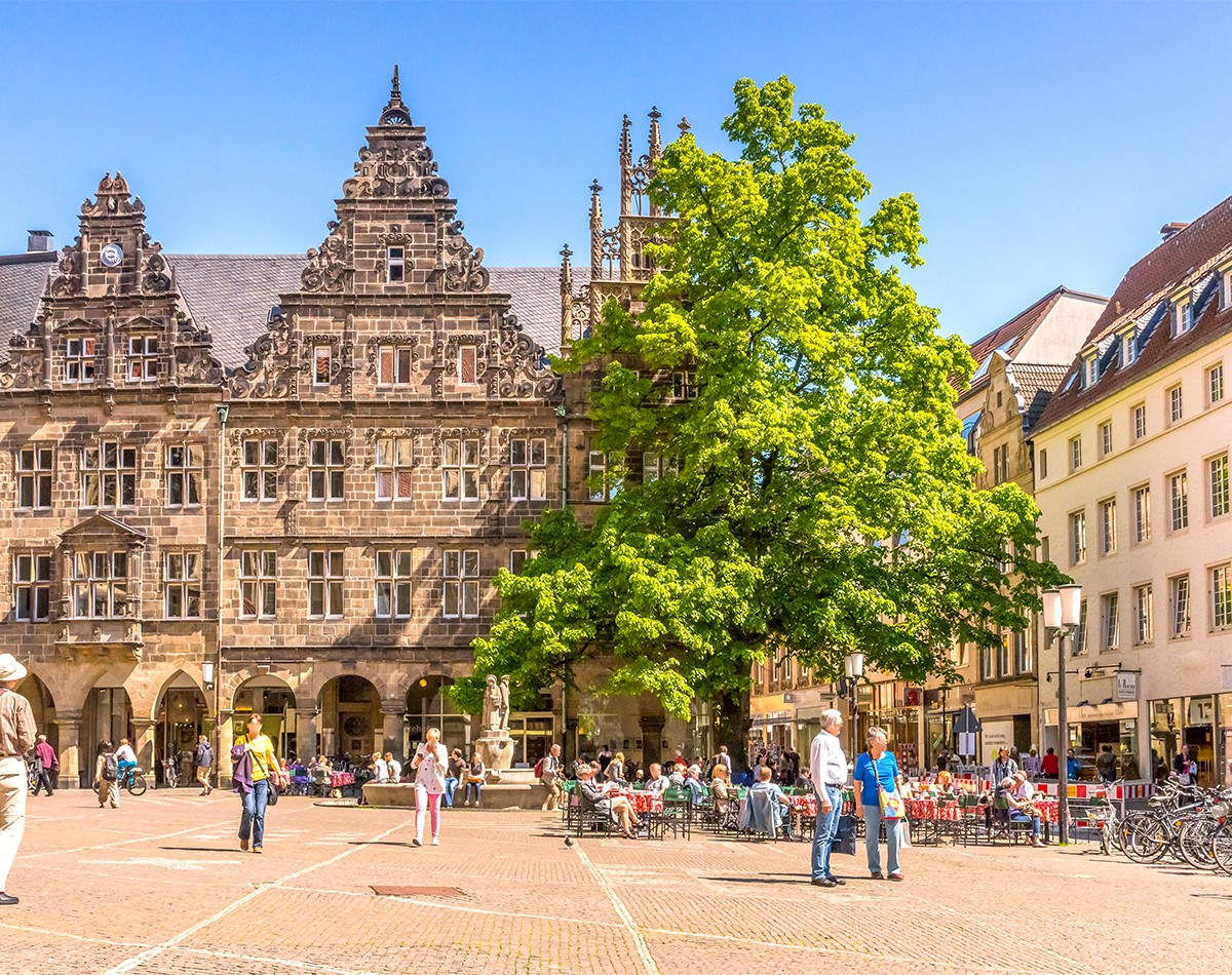 Uni.Stadt Münster