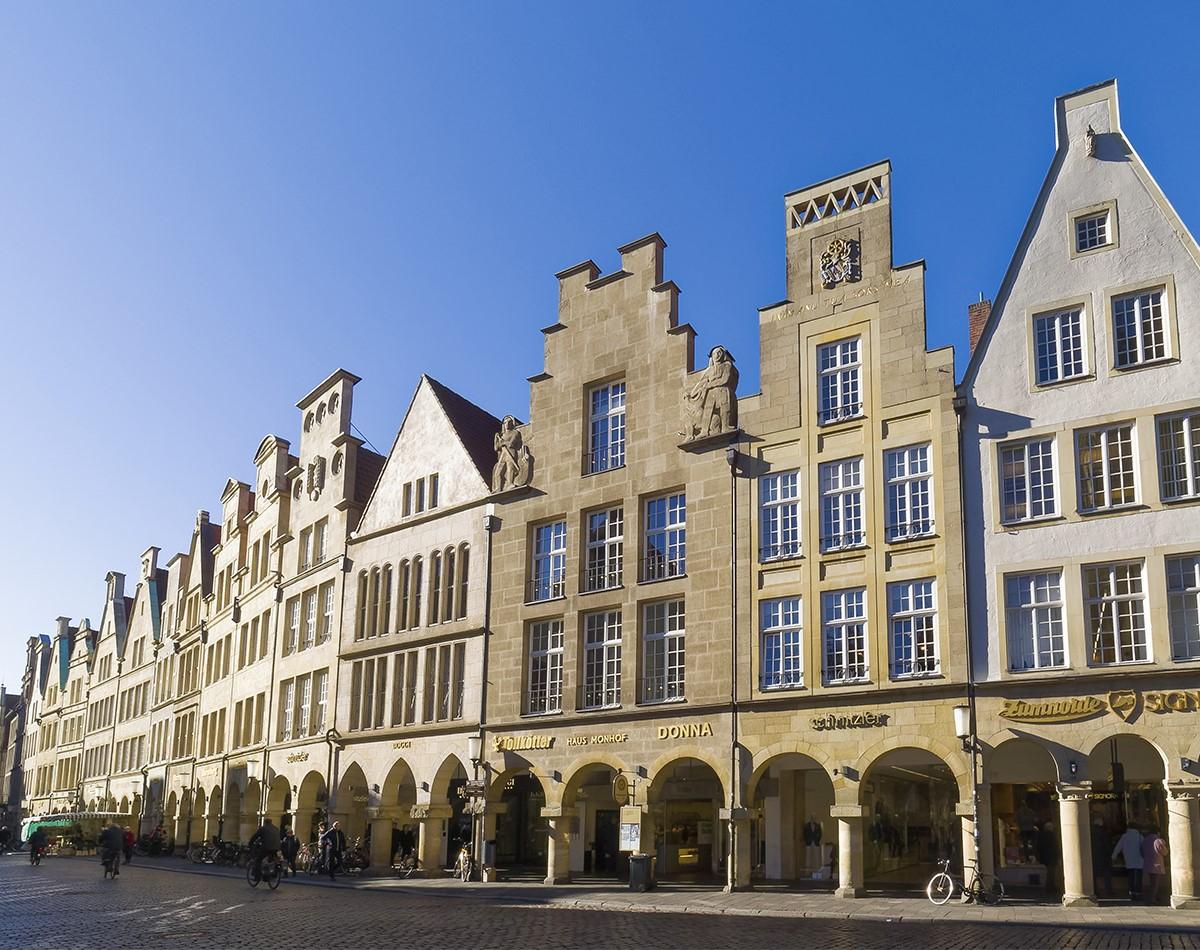 Impressionen von der Stadt Münster