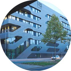 eufom Gebäude Düsseldorf